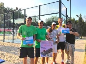 Worms Padel Turnier