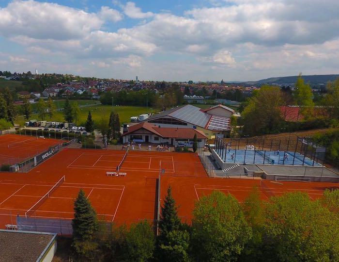 Padel Tennis Schwaigern Plätze