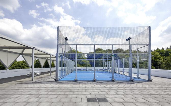HSV Padel Court Hamburg