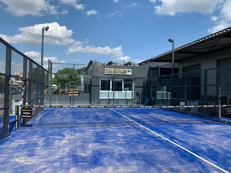 Padel Base Werne Outdoor Padelplatz