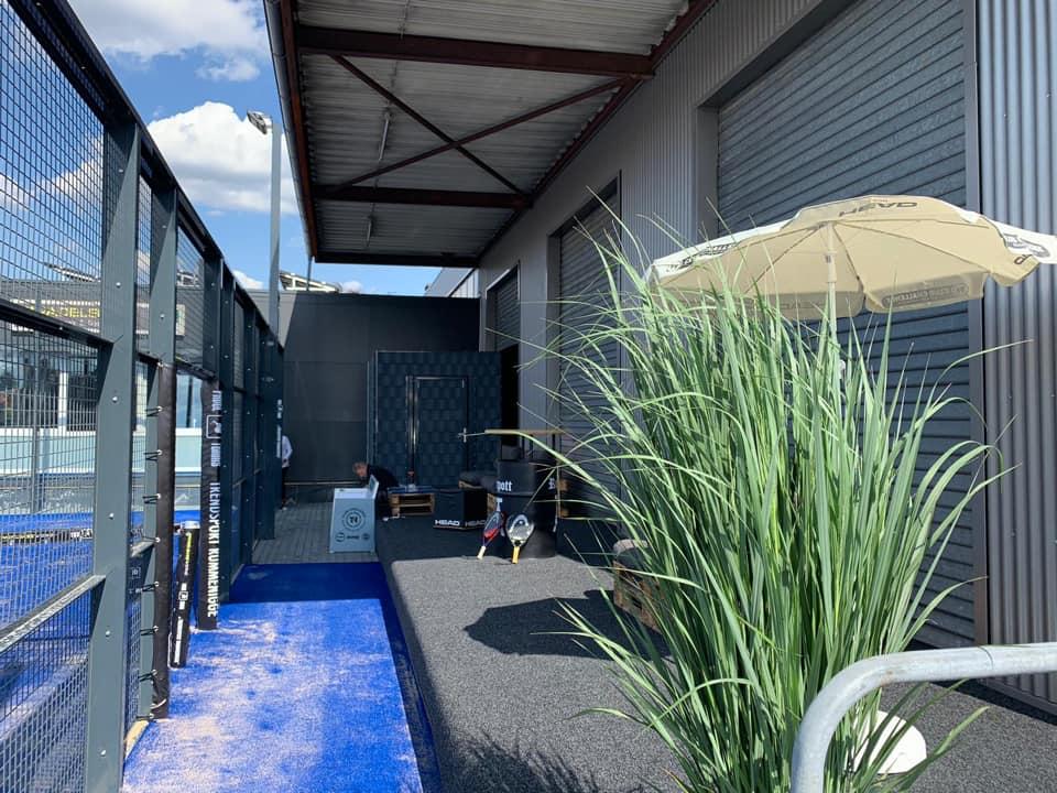 Padel Base Werne Outdoor Court