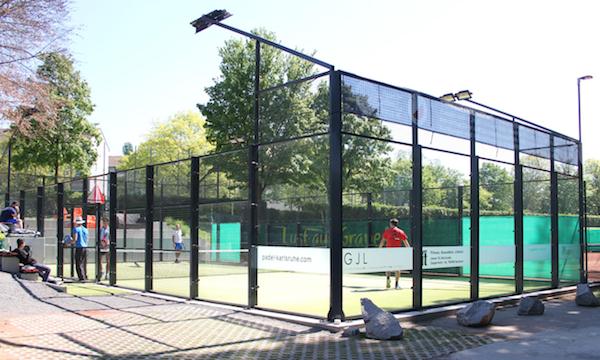 Padel Court KETV Karlsruhe