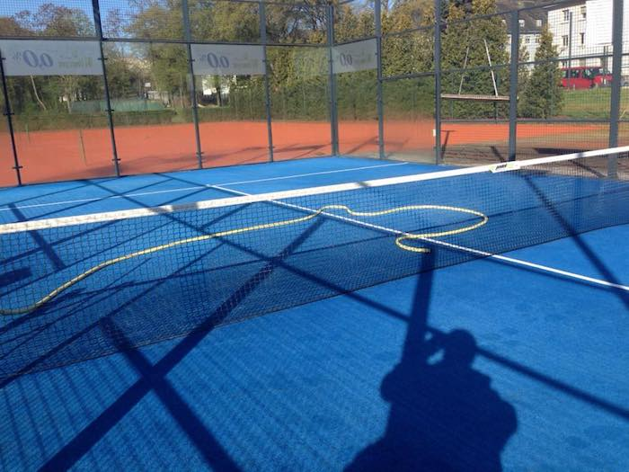 Padel Trier Outdoor Court