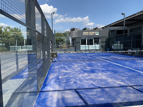 Padelbase Outdoor Werne