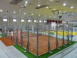 Cade la jaula padel (Padel-Court)