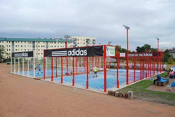 Padel Club Berlin International (adidas)