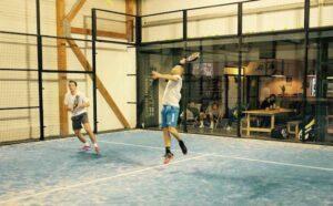 Mike Rose Padel Tennis