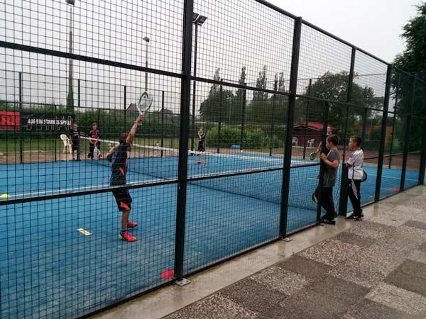 Padel Tennis Kinder