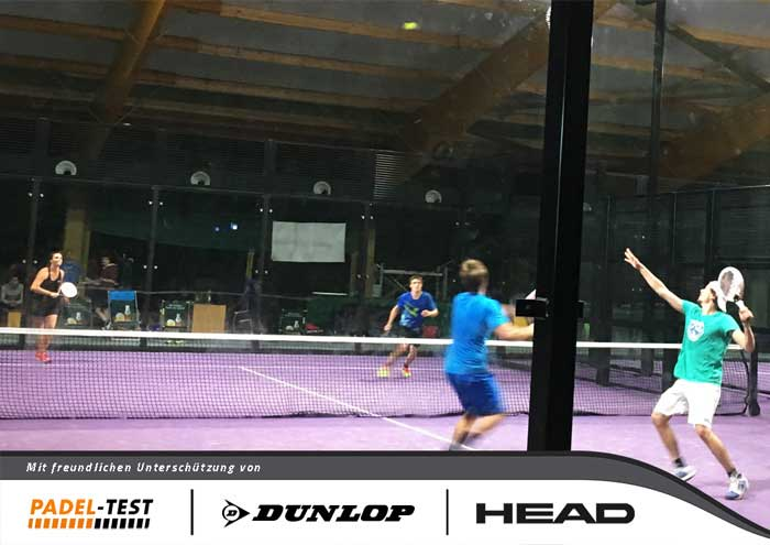 Padel Tennis Essen - Match Foto