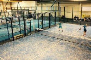 Mike Rose Padel Point NRW