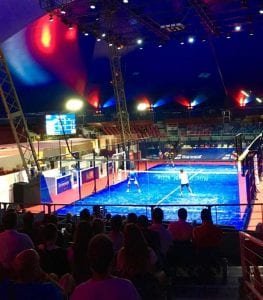 World Padel Tour Monaco