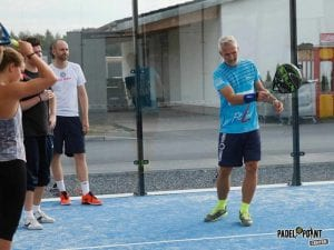 Padel Point Center Herzebrock Outdoor Court