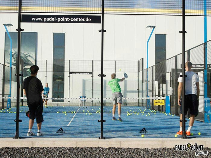 Padel Point Center Herzebrock Platz