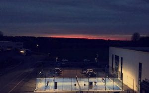 Padel Point Center Herzebrock Nacht