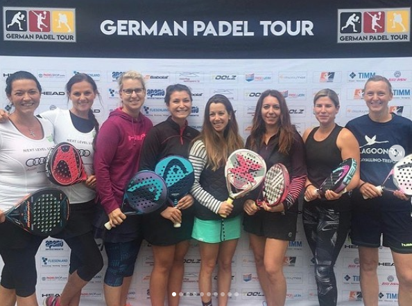 Padel Geretsried German Padel Tour