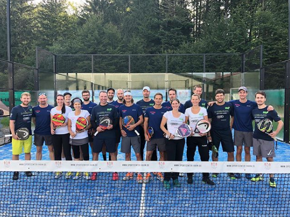 Padel Geretsried Outdoor Court