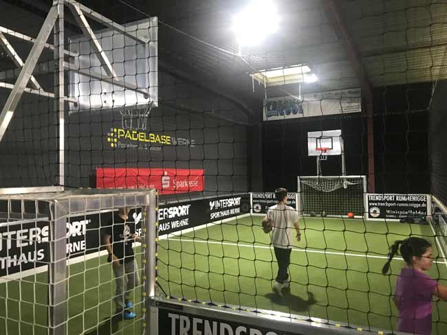 Padel Base Werne Multicourt
