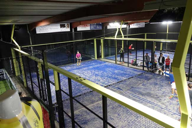 Padel Werne Court