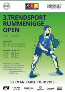 GPT 2018 - Trendsport Rummenigge Open in Münster