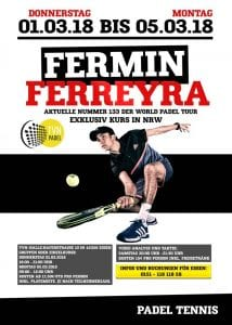 Fermin Ferreyra Training TVN Essen
