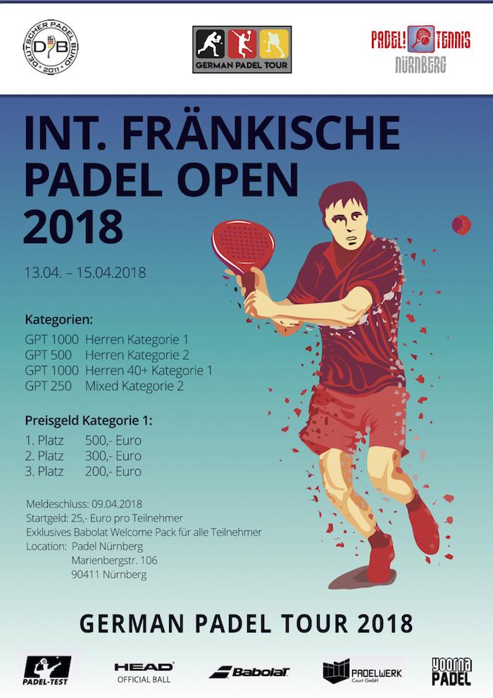 Padel Turnier Nürnberg