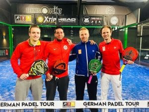 Münster Padel Turnier