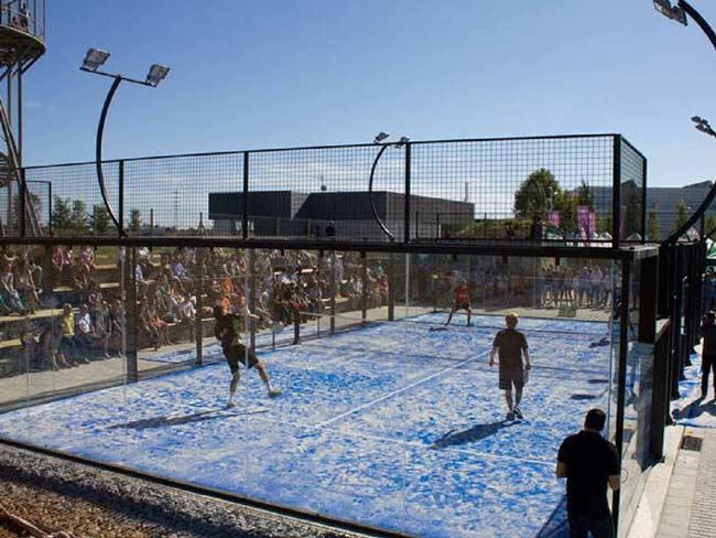 Padel Barcelona El Prat Events