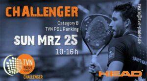 TVN Essen Series - Challenger (März 2018)