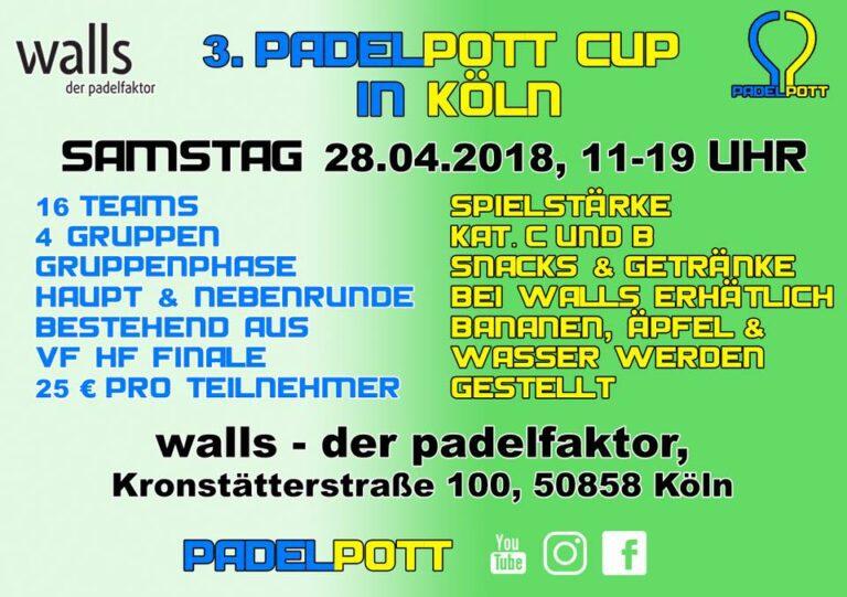 Padel Pott Cup Köln