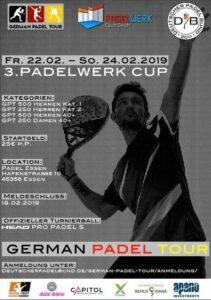 GPT Padel Turnier Essen