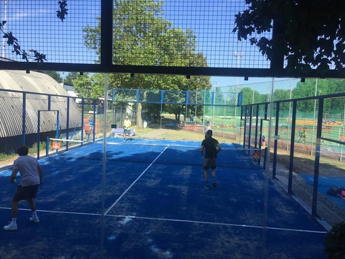 Padel Stuttgart Outdoor Court