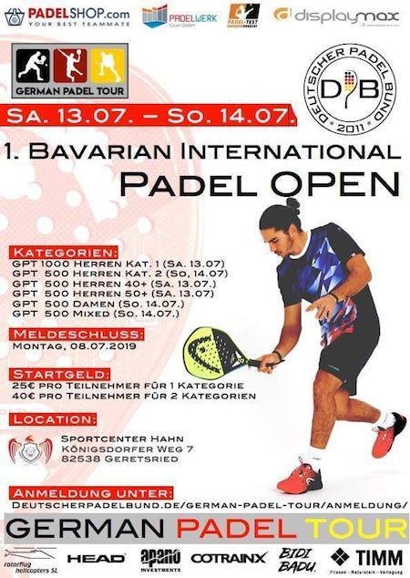 Bavarian International Padel Open