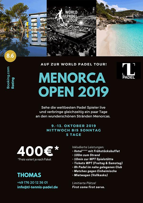 WPT Menorca Open 2019