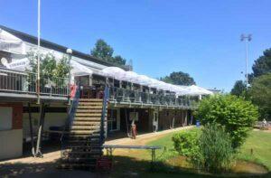 Padel Stuttgarter Kickers Clubhaus 2
