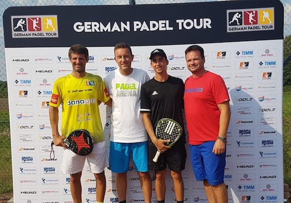 Kamen German Padel Tour