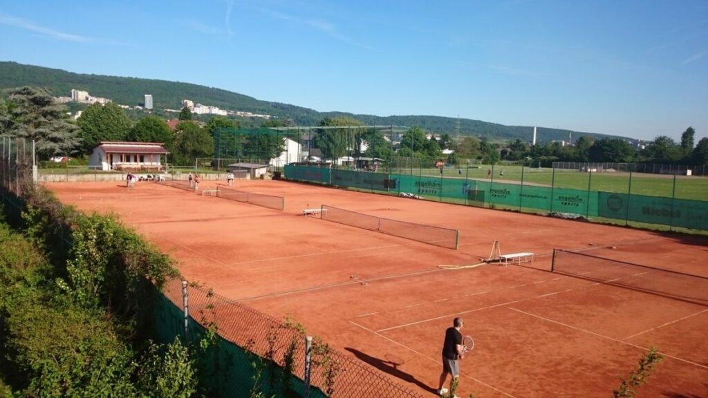 Tennisplatz Heidelberg Rohrbach